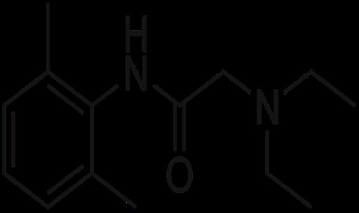LIDOCAINE BASE/HCL