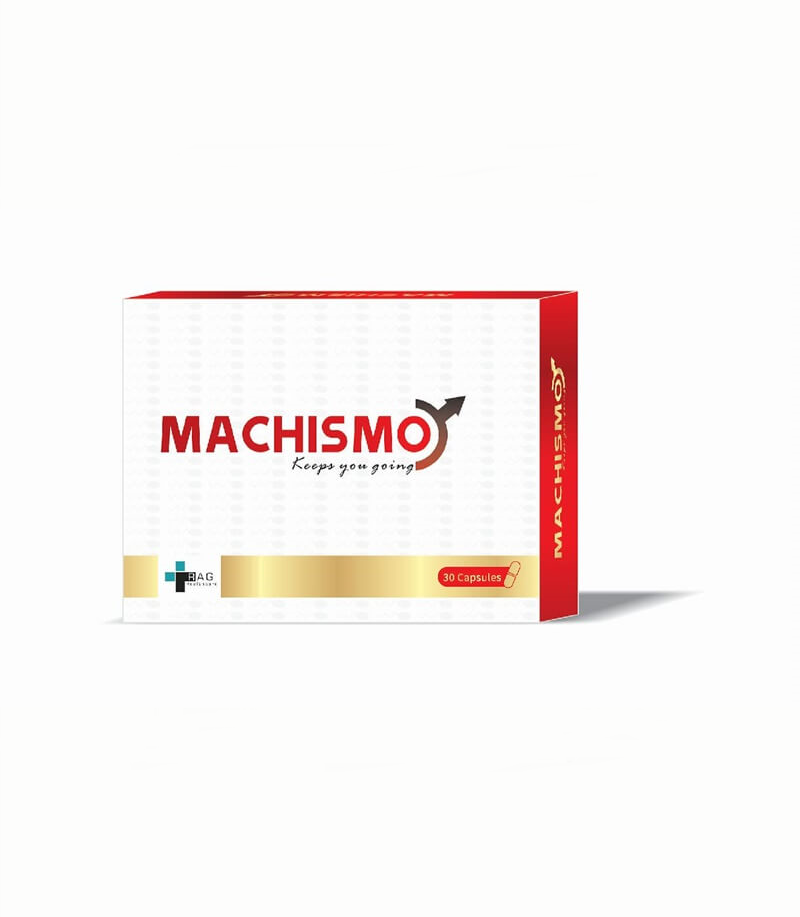 MACHISMO – Keeps you going